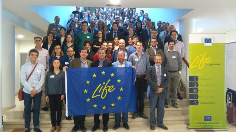 LIFE16 Brussels meeting