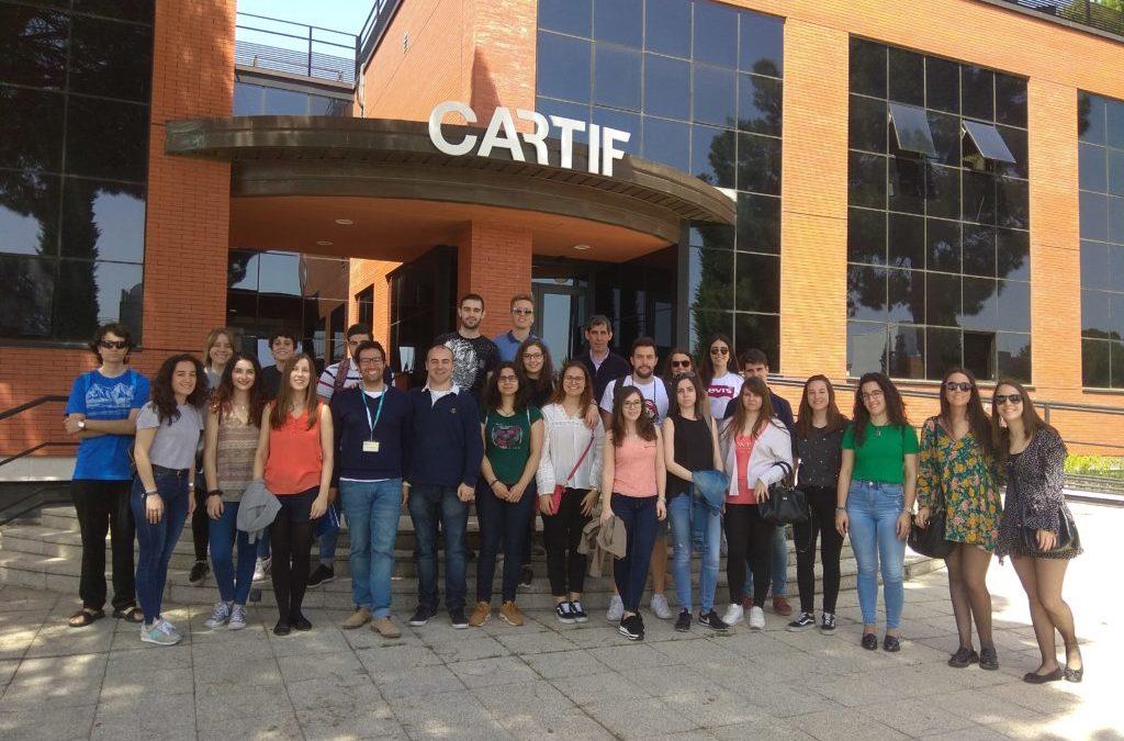 Estudiantes Universidad de Salamanca