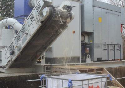 Acción B.2. Optimización molino prototipo de reciclado