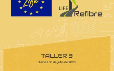 Taller 3 LIFE REFIBRE
