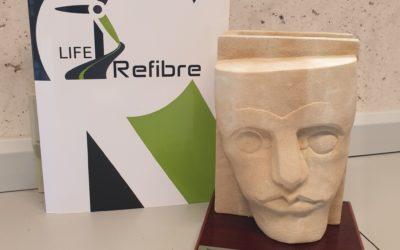 Award INNOVADORES2020 LIFE REFIBRE Project