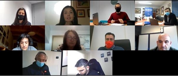 Cuarta reunión monitorización NEEMO