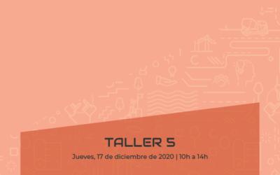 TALLER 5 – TRANSFERENCIA DE LOS RESULTADOS FINALES DEL PROYECTO LIFE REFIBRE