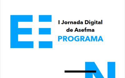 I Jornada Digital de ASEFMA