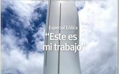 LIFE REFIBRE in the magazine Energías Renovables